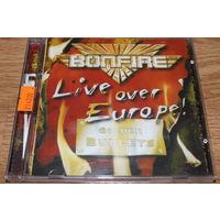 Bonfire - Live Over Europe! - CD