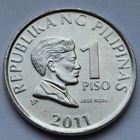 Филиппины, 1 писо 2011 г