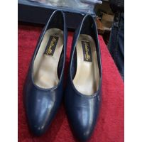 Не пользованная девичья ретро-обувь времен СССР. Туфли, 37 размер