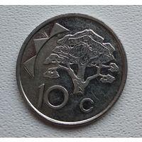 Намибия 10 центов, 2002  3-7-1