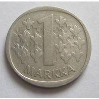 Финляндия 1 марка 1974 S