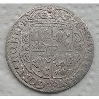 Орт 1623 г Сигизмунд Быдгош