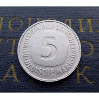 5 марок 1975 (G) Германия ФРГ #01