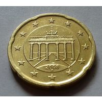 20 евроцентов, Германия 2008 A