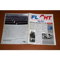 Авиационный журнал FLIGHT INTERNATIONAL - выпуск посвящённый авиационной выставке Paris Air Show 1989 Le Bourget,  14 июня 1989 года.