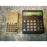 Микрокалькуляторы б/у.