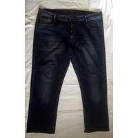 Мужские джинсы очень большого размера 58-60 (43) Anwame Jeans Homme, Швейцария, стрейч, б/у