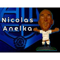 Nicolas Anelka BOLTON Wanderers 5 см Фигурка футболиста MC9790
