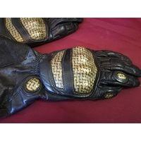 Перчатки байкерские, малый размер (женские или для подростка)