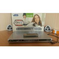 DVD плеер ALS DVX-305 неисправен