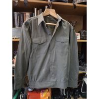 Рубашка генеральская(ВКС), размер на фото.