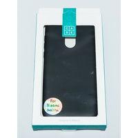 1781 Чехол для Xiaomi Redmi 5 Plus силикон, чёрный