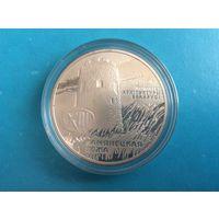 Каменецкая Вежа 20 рублей ,серебро