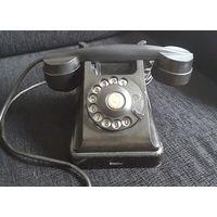 Телефонный аппарат телефон СССР с гербом