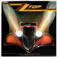 LP ZZ Top 'Eliminator'