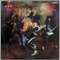 2LP Kiss 'Alive!'