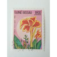 Гвинея Бисау 1983. Цветы