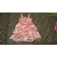 Платье для девочки, нарядное, к празднику