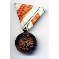 Медаль Защитникам Тироля 1914-1918 гг