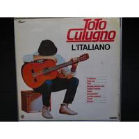 Toto Cutugno -  L'Italiano 83 Baby Records France NM/VG
