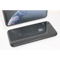 Смартфон Apple iPhone XR 64GB (черный)