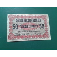 50 копеек 1916 года оккупацияи