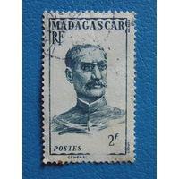 Мадагаскар. Французская колония  1946г.
