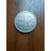 1 марка Финляндия