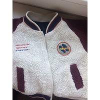 Деми куртка на 86-92