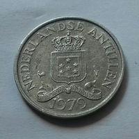 2 1/2 цента, Нидерландские Антильские острова, (Антиллы) 1979 г.