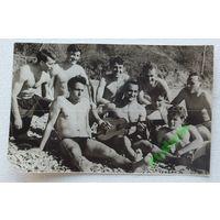 Футболисты Динамо Минск 1950-е  11х17 см