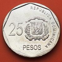 116-06 Доминиканская Республика, 25 песо 2010 г.