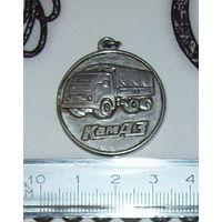 Медаль Камаз тяжелая