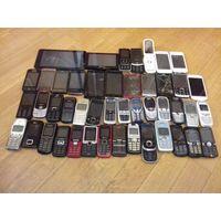 ЛОМ (44 телефона + планшет + навигатор) с рубля