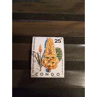 1971 Конго флора цветы дорогая концовка серии (3-5)