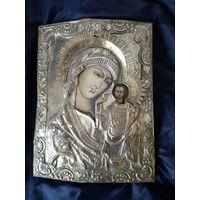 Икона Казанской Божья Матерь