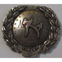 16 европейский чемпионат по тэквондо. Рига 2005