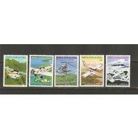 Папуа Новая Гвинея Авиация