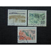 Германия 1969г. Флора.