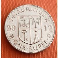 101-06 Маврикий, 1 рупия 2012 г.