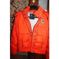 Куртка оранжевая ЖЕНСКАЯ