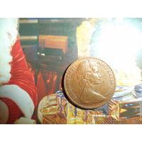 1 цент 1974 Австралия