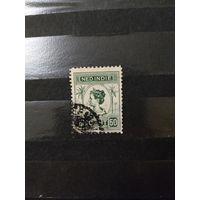 1913 Голландская колония Ост-Индия королева (4-7)