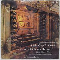 Edward Power Biggs (Organ) - Johann Gottfried Walther: Sechs Orgelkonzerte Nach Verschiedenen Meistern