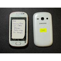 2928 Телефон Samsung Fame (GT-S6810). По запчастям, разборка