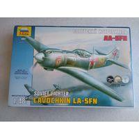 Самолёт ЛА-5ФН