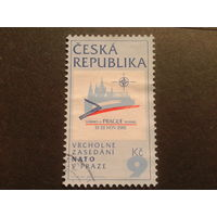 Чехия 2002 НАТО