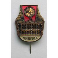 Ленинград. Ленин