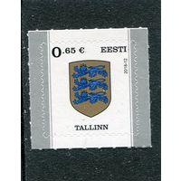 Эстония. Герб Таллинна