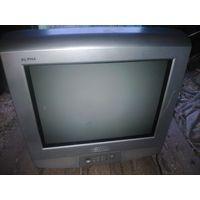 Телевизор элт Витязь 38CTV710-1TS Alpha (на запчасти или ремонт)